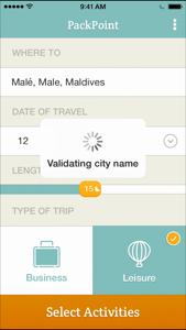 PackPoint Premium - 行李装箱单,旅行伴侣 App 视频