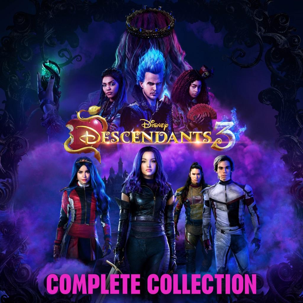 Descendants Complete