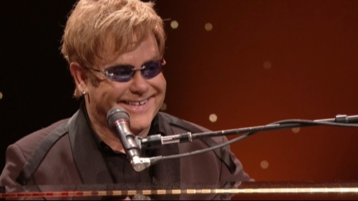 Hey Ahab (Live from the Beacon Theatre, New York) by Elton John on ...