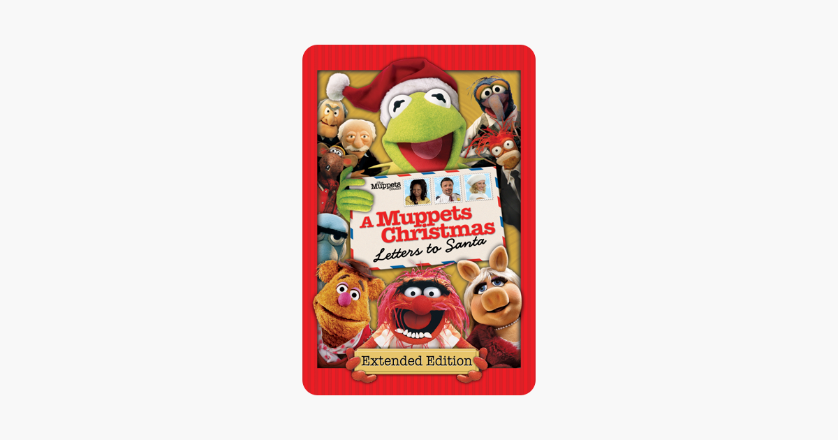 A Muppet Christmas: Letters to Santa on iTunes