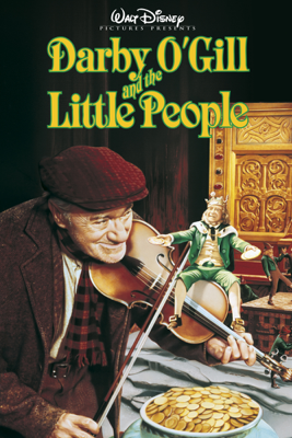Robert Stevenson - Darby O'Gill and the Little People  artwork