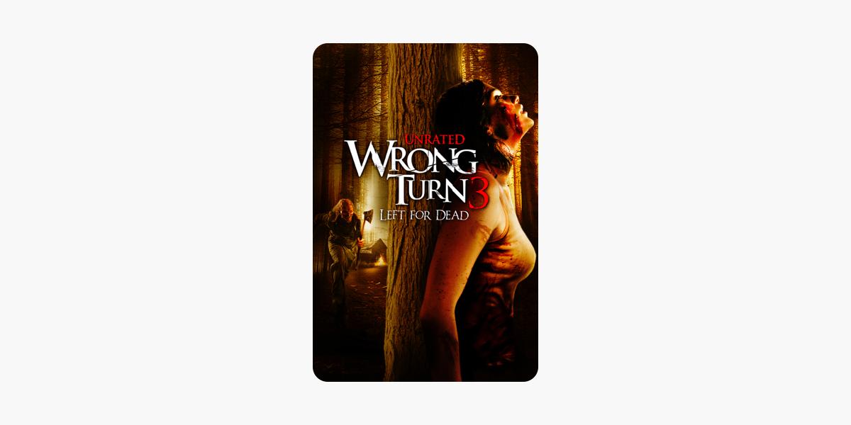 hollywood horror movie wrong turn 4