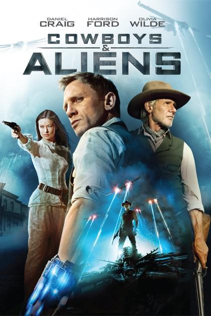 Cowboys & Aliens (Film) - TV Tropes
