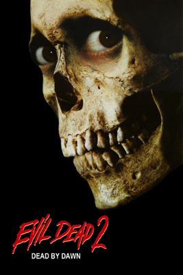Sam Raimi - Evil Dead 2  artwork