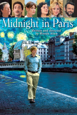 midnight in paris on itunes