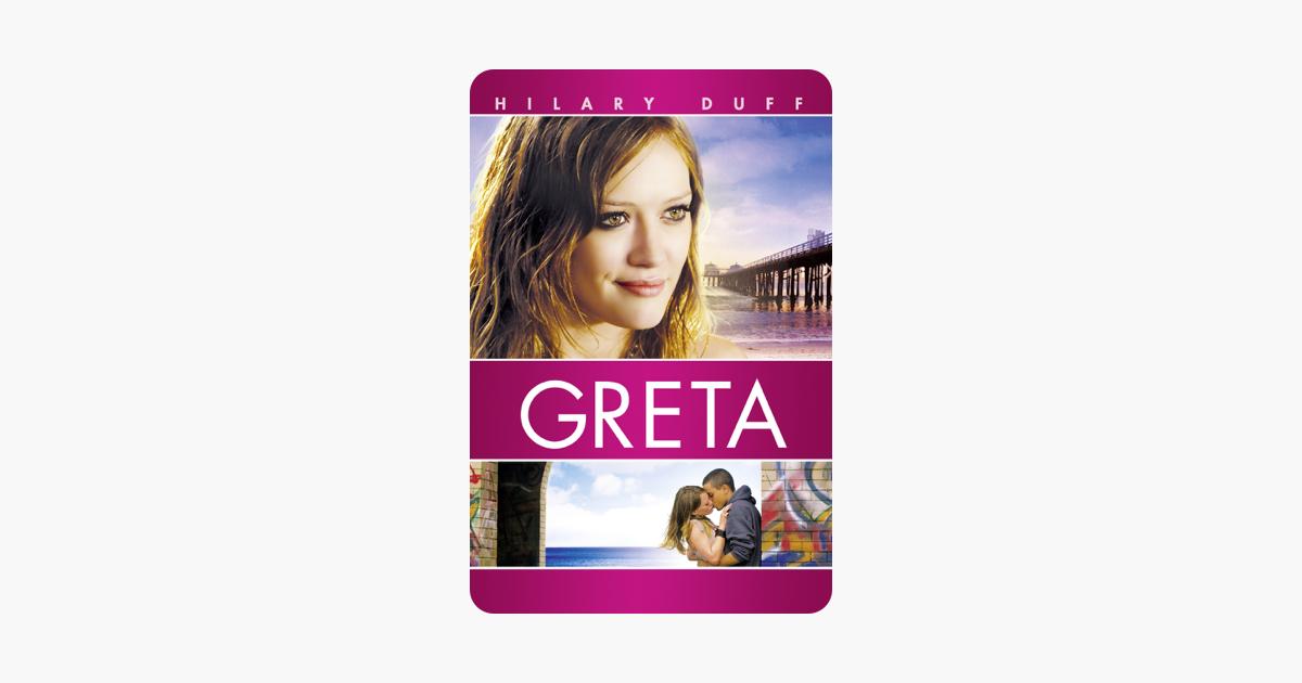 Greta In Itunes