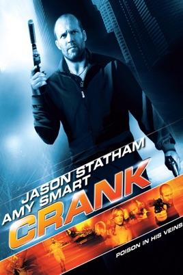 Poster of Crank 2006 Full Hindi Dual Audio Movie Download BluRay 720p