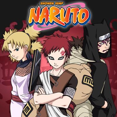 Naruto Uncut, Season 1, Vol. 3 - Naruto