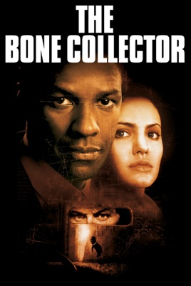 Poster of The Bone Collector 1999 Full Hindi Dual Audio Movie Download BluRay 720p