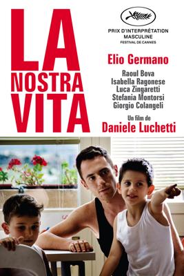 Daniele Luchetti - La Nostra Vita illustration