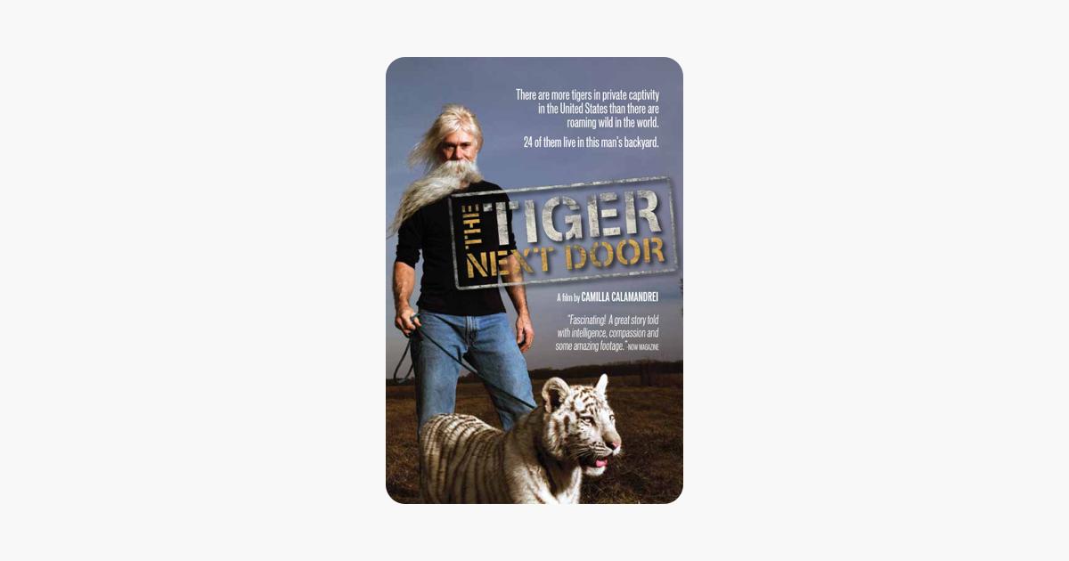The Tiger Next Door on iTunes