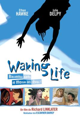 Richard Linklater - Waking Life illustration