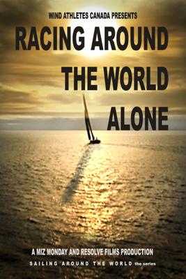 Benjamin Rouse & Ingrid Johansson - Sailing Around the World Alone, Part 1: Racing Around the World Alone bild