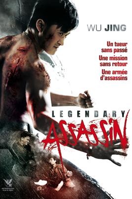 吴京 & Nicky Li - Legendary Assassin illustration
