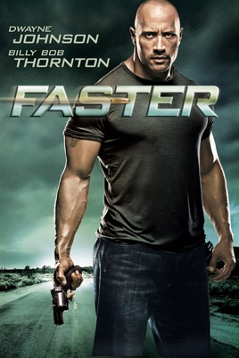 Poster of Faster 2010 Full Hindi Dual Audio Movie Download BluRay 720p