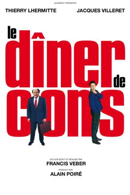 Francis Veber - Le dîner de cons illustration