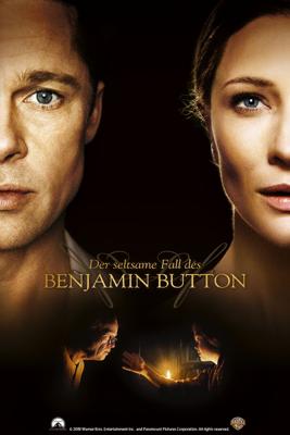 David Fincher - Der seltsame Fall des Benjamin Button Grafik