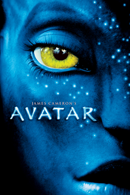James Cameron - Avatar (2009) illustration