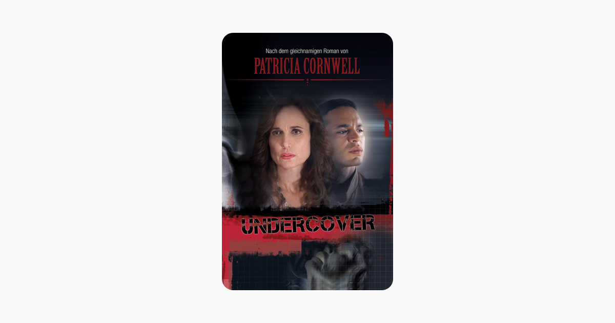Patricia Cornwell Undercover On Itunes