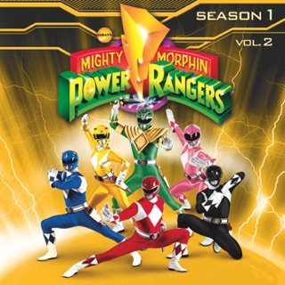 Power Rangers: Zeo on iTunes