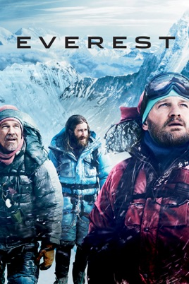 Poster of Everest 2015 Full Hindi Dual Audio Movie Download BluRay 720p
