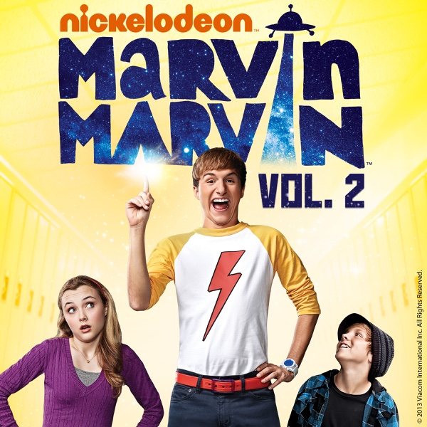 marvin marvin season 1 episode 1 - 600×600
