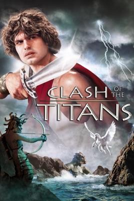 Gudarnas Krig Clash Of The Titans 1981