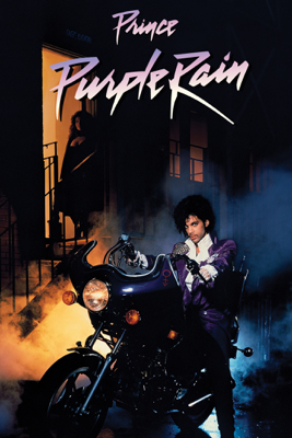 Albert Magnoli - Prince Purple Rain illustration