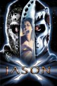 Jason X cover