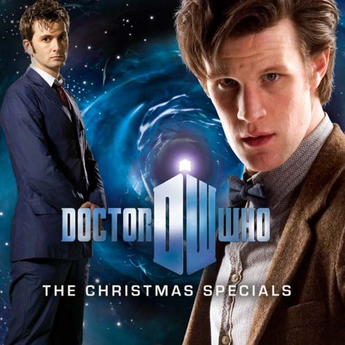 Doctor Who, Christmas Specials poster