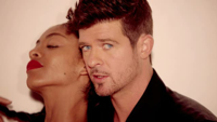 Robin Thicke - Blurred Lines (feat. T.I. & Pharrell) artwork
