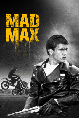 George Miller - Mad Max illustration