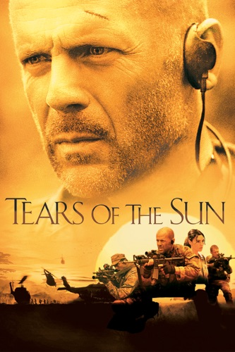 Tears of the Sun poster