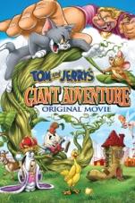 Capa do filme Tom and Jerry's Giant Adventure