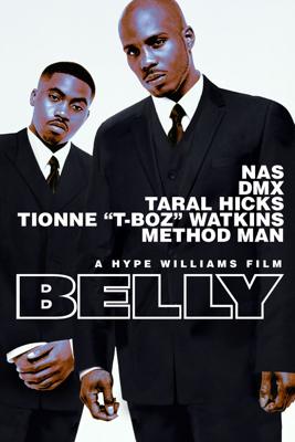 Unknown - Belly (1998)  artwork