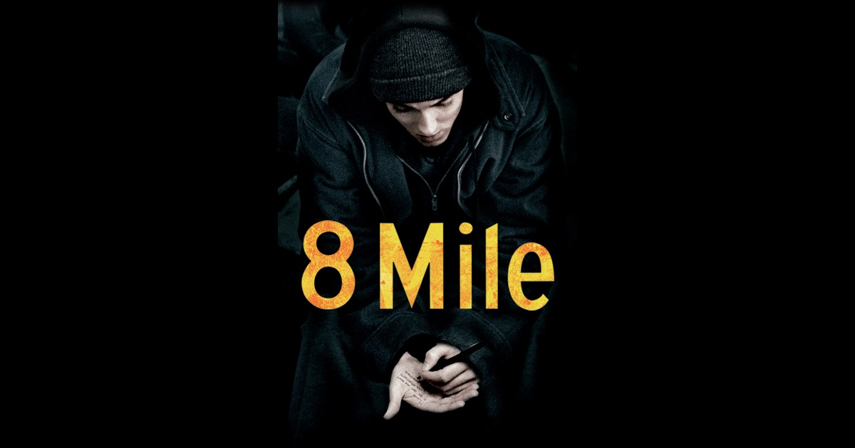 8 Mile Stream English