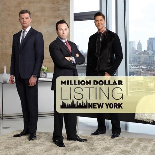 Million Dollar Listing: New York, Season 1 movie poster