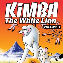 Kimba, The White Lion, Vol. 1 ...