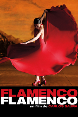 Carlos Saura - Flamenco flamenco illustration