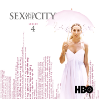 Sex and the City - Sex and the City, Season 4 artwork