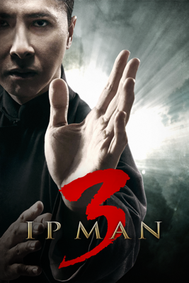 葉偉信 & 袁和平 - Ip Man 3 illustration