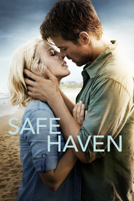Lasse Hallström - Safe Haven (2013)  artwork
