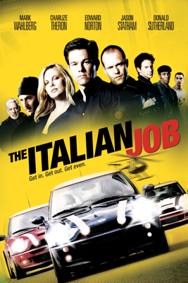 The Italian Job (2003) HD Download