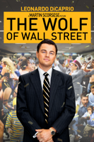 Martin Scorsese - The Wolf of Wall Street artwork