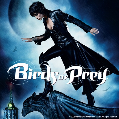 Birds of Prey, The Complete Series image