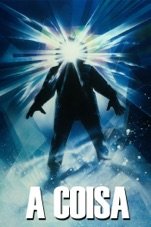 Capa do filme A Coisa (The Thing) [Legendado] [1982]