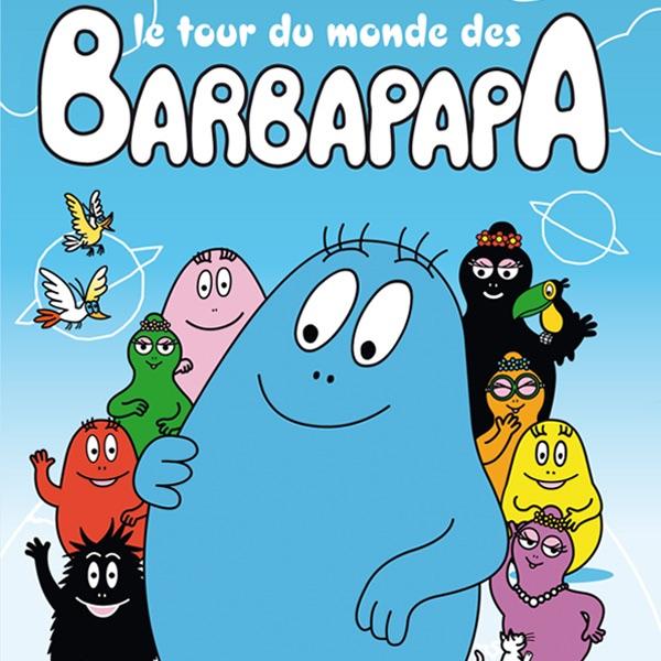 Le tour du monde des barbapapa sur itunes - Ordinateur barbapapa ...