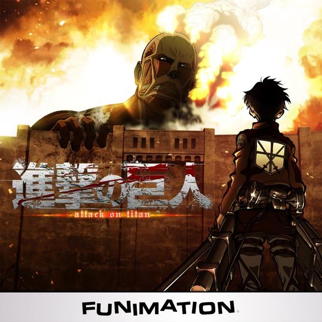 Attack On Titan, Season 1 (Original Japanese Version) On
