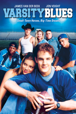 Brian Robbins - Varsity Blues  artwork