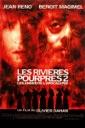 Affiche du film Les rivières pourpres 2 : Les anges de l\'apocalypse
